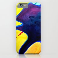 iPhone & iPod Case featuring Man by takingachancexo