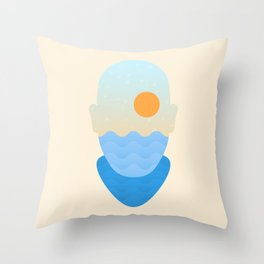 Throw Pillow - Summer Soul - Moremo