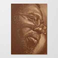 incredible curtis! Canvas Print