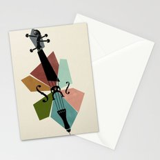Bach - Cello Suites Stationery Cards