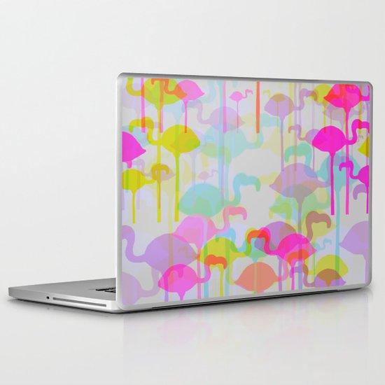 Flamingo Land Laptop & iPad Skin