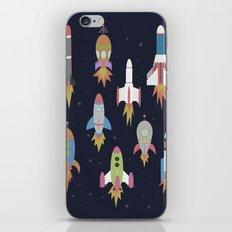Rockets! iPhone & iPod Skin