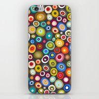 freckle spot lead iPhone & iPod Skin