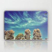 Swirly Clouds  Laptop & iPad Skin