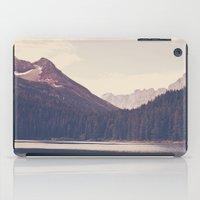 Morning Mountain Lake iPad Case
