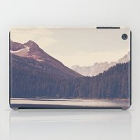 Morning Mountain Lake iPad Case