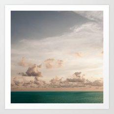 Seascape No. 2 Art Print