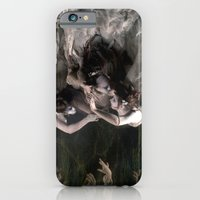 iPhone & iPod Case featuring Plunge by Birdskull Studios