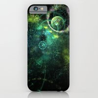 iPhone & iPod Case featuring Feeling Spacey by Lyle Hatch