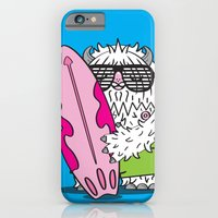 iPhone & iPod Case featuring SeaSquatch by Tratinchica