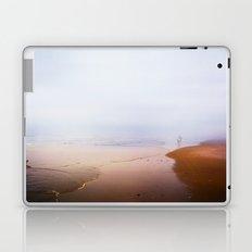 Along the Beach Laptop & iPad Skin
