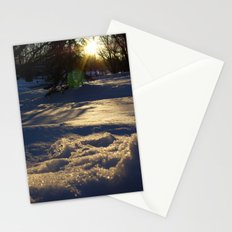 Blue Afternoon Stationery Cards