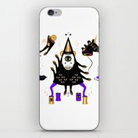 PARTY PARTY PARTY iPhone & iPod Skin
