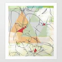 G4 Art Print
