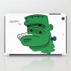 Frankenderp iPad Case