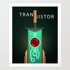 Transistor [2] Art Print