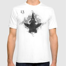 Makin' A killing White SMALL Mens Fitted Tee