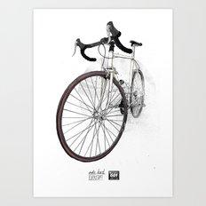 Steel Is Real Art Print