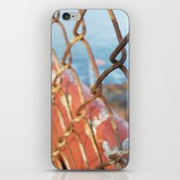 Inside Outside Fort Poin… iPhone & iPod Skin