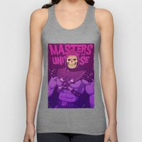 Masters of the Universe - Skeletor Unisex Tank Top