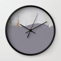 Redux VII Wall Clock