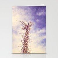 desert llama Stationery Cards