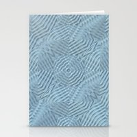 A Calming Blue Stationery Cards