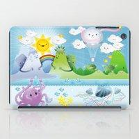 Happy Land iPad Case