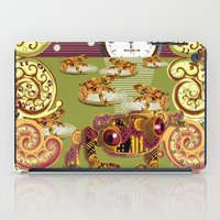Freddie Croaker And The … iPad Case
