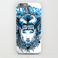 iPhone & iPod Case featuring Priestess by Steven Luros Holliday
