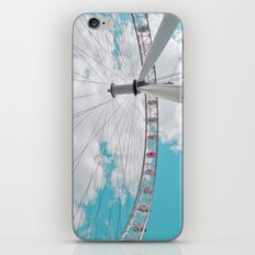 eye in the sky... iPhone & iPod Skin