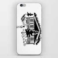 Family Cabin iPhone & iPod Skin