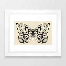 Polymorphism Framed Art Print