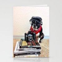 The Dog Photographer Stationery Cards