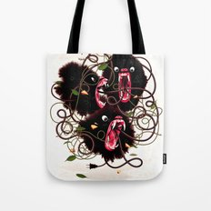 Tangle Tote Bag