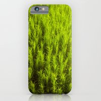 iPhone & iPod Case featuring Mini Forest by Clive Eariss