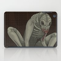 Chupacabra iPad Case