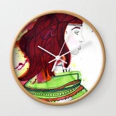 Guajira Wall Clock