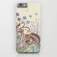 Thistle_tangle iPhone 6 Slim Case