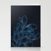 Icey Stationery Cards
