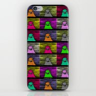 Slime (Analog Fetish Mon… iPhone & iPod Skin
