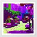 San_Francisco_009 Art Print