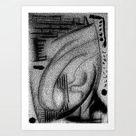 Afrofuturism Art Print