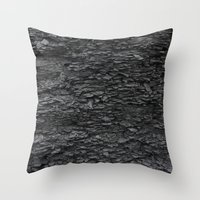 Battered & Broken Throw Pillow