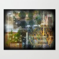 The Land Of Dreams Canvas Print