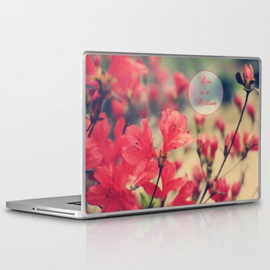One in a Million Laptop & iPad Skin