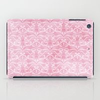 Shabby Damask iPad Case