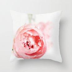 delicate Throw Pillow