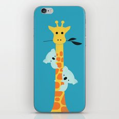 I'll be your tree iPhone & iPod Skin