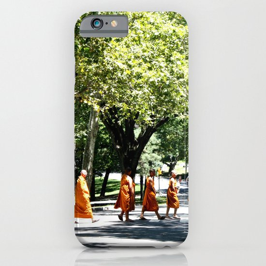 Monks iPhone & iPod Case